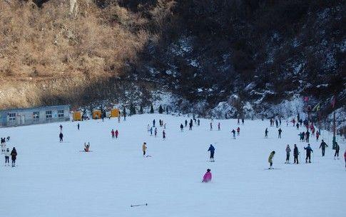太白山滑雪场
