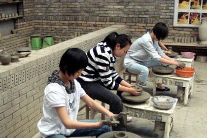 富平陶艺村