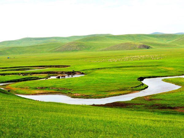 山海关,北戴河,哈尔滨,海拉尔,满洲里,呼伦贝尔大草原, 长白山,沈阳