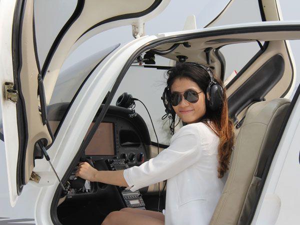 蒲城私人飞机尊贵飞行1日之旅