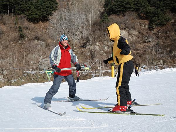 翠华山滑雪场
