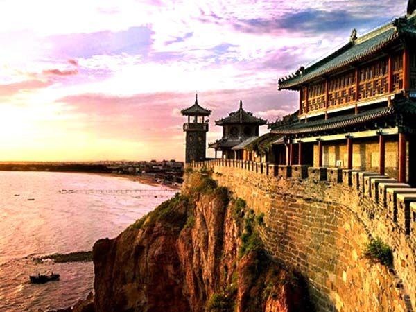 蓬莱流行风景图片
