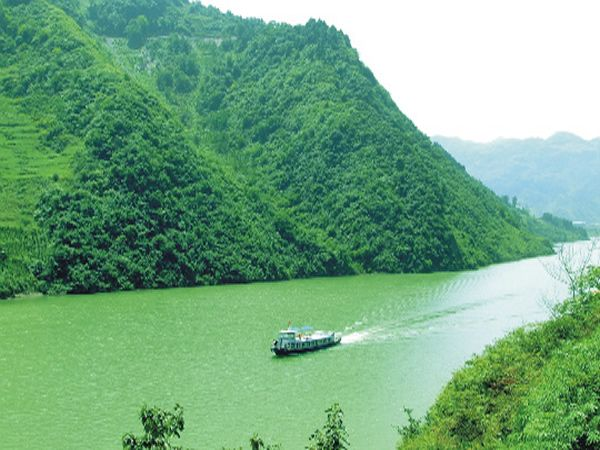 汉江燕翔洞生态旅游区