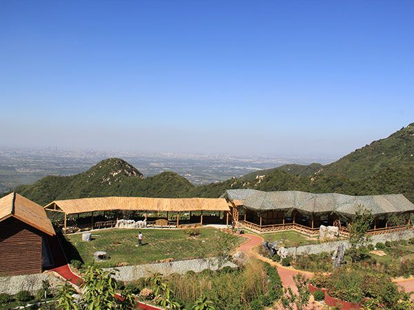 青华山温泉