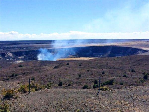 夏威夷火山国家公园2