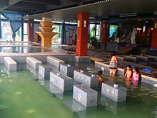 未央湖温泉