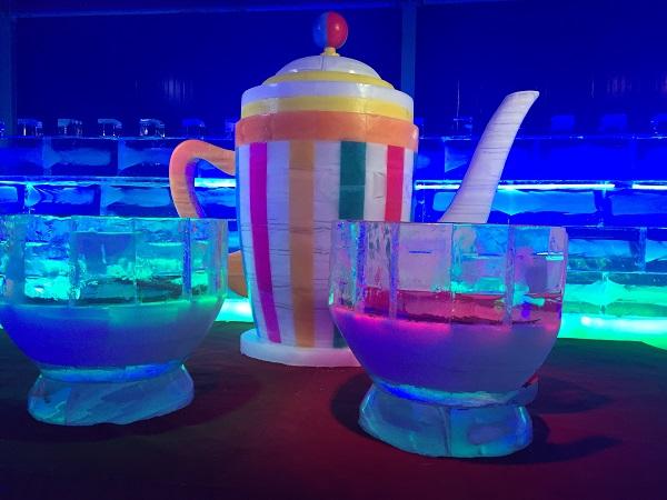2016哈尔滨国际冰雕展(西安)攻略