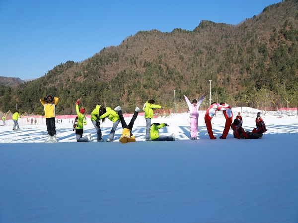 紫柏山滑雪场