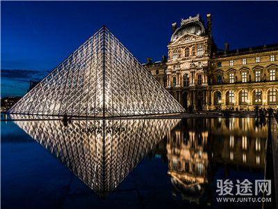 0008028-21486934-法国卢浮宫-夜-近-无