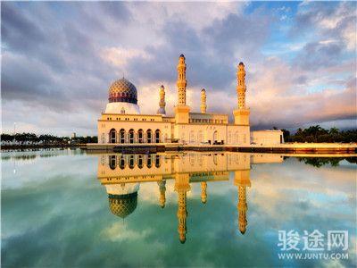 0145028-20850527-沙巴水上清真寺