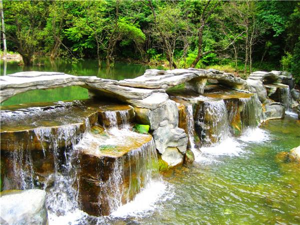 紫柏山国家森林公园