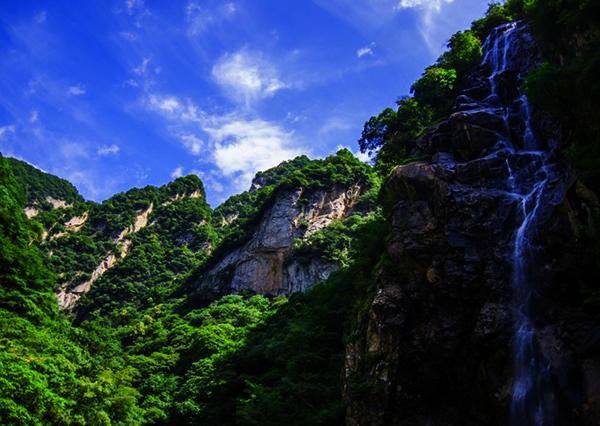 <直通车-太白山国家森林公园1日游>百里秦岭美如画 灵秀太白甲天下