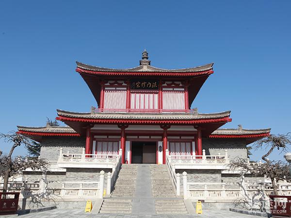 法门寺文化景区