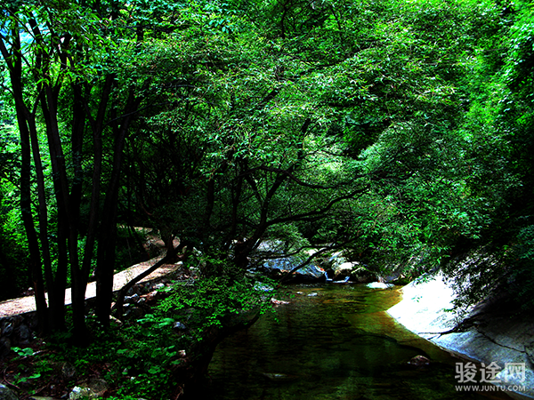 少华山国家森林公园