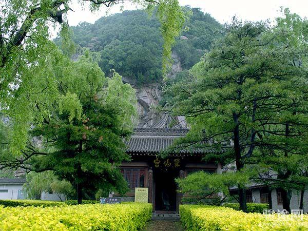 翠华山国家地质公园
