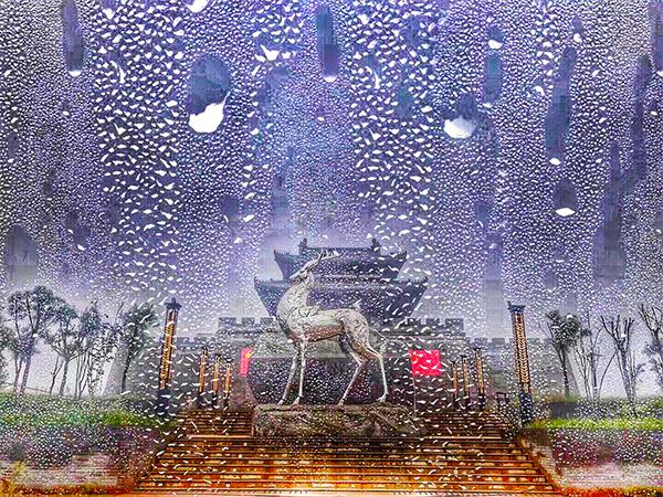 <柞水秦润度假山庄住宿1晚+牛背梁国家森林公园成人票2张>