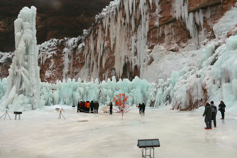 红崖大峡谷
