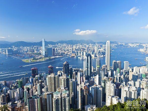 0182056-21423177-香港维多利亚港
