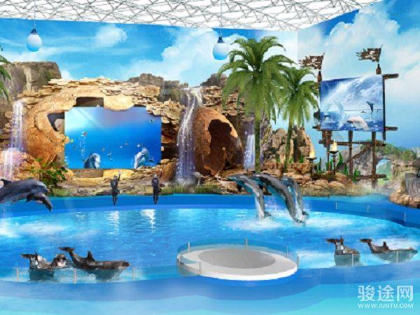 西安华夏文旅海洋公园