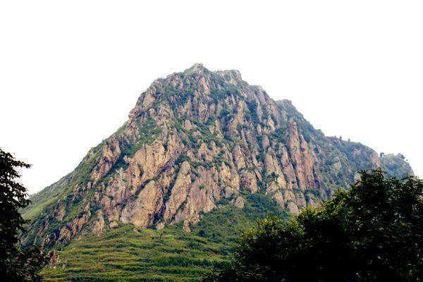 鳳冠山自然風景區