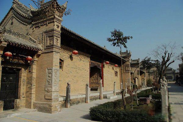 陕西关中民俗艺术博物院
