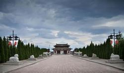 寶雞大唐秦王陵博物館