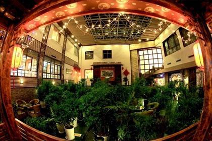 蒲城巴厘岛温泉会馆环境