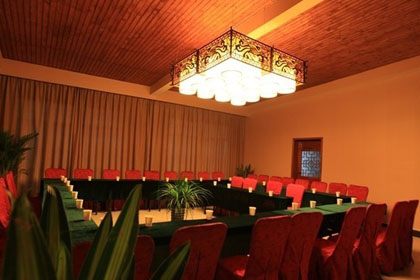 蒲城巴厘岛温泉会馆会议室