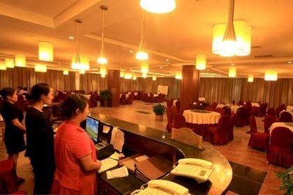 蒲城巴厘岛温泉会馆用餐处
