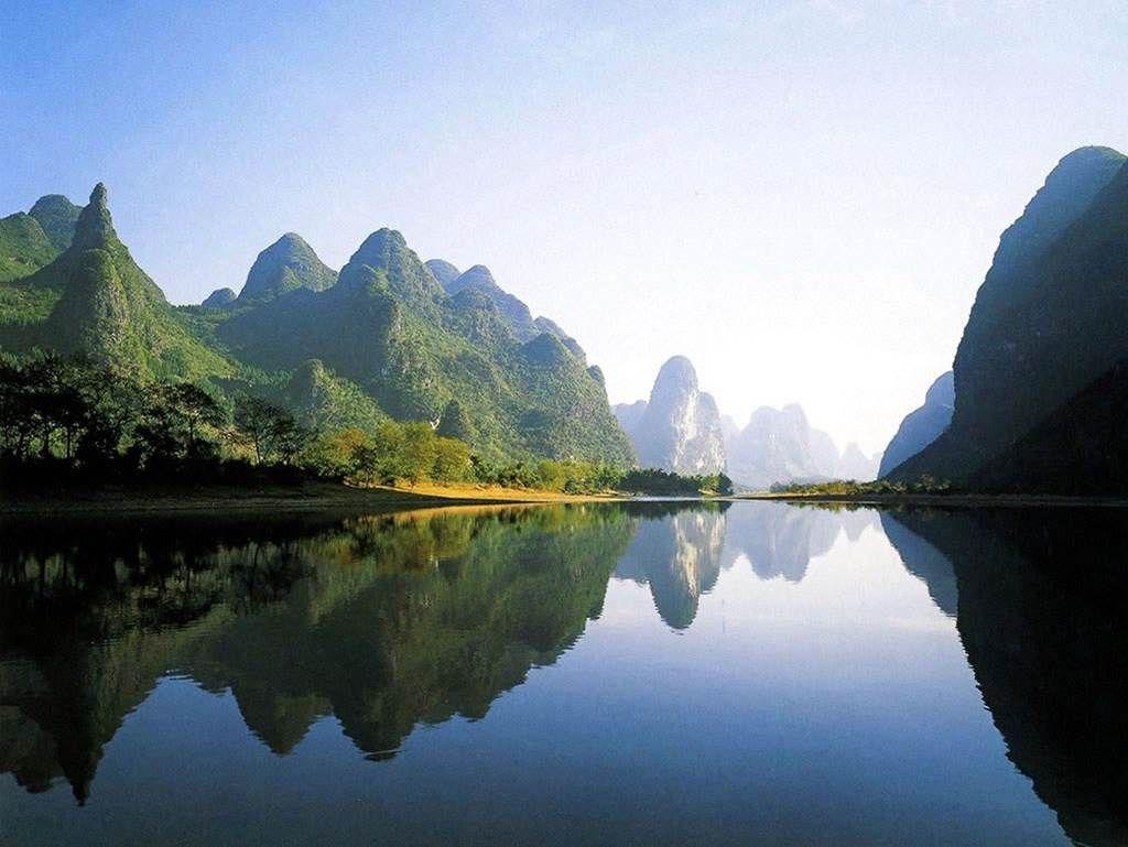 山水画廊-兴平漓江