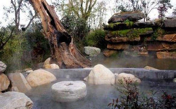 華清愛琴海溫泉