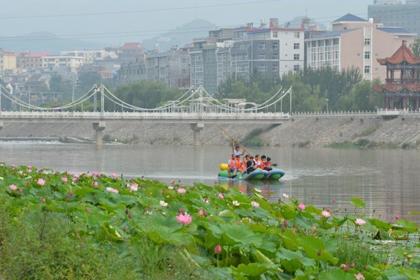 丹鳳丹江漂流