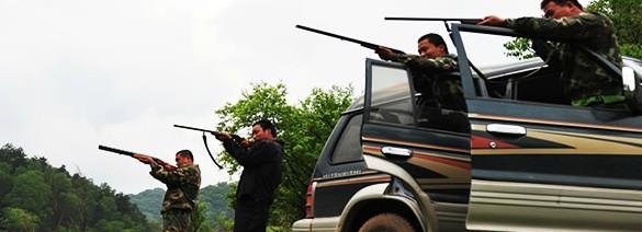 陕西黄龙狩猎场