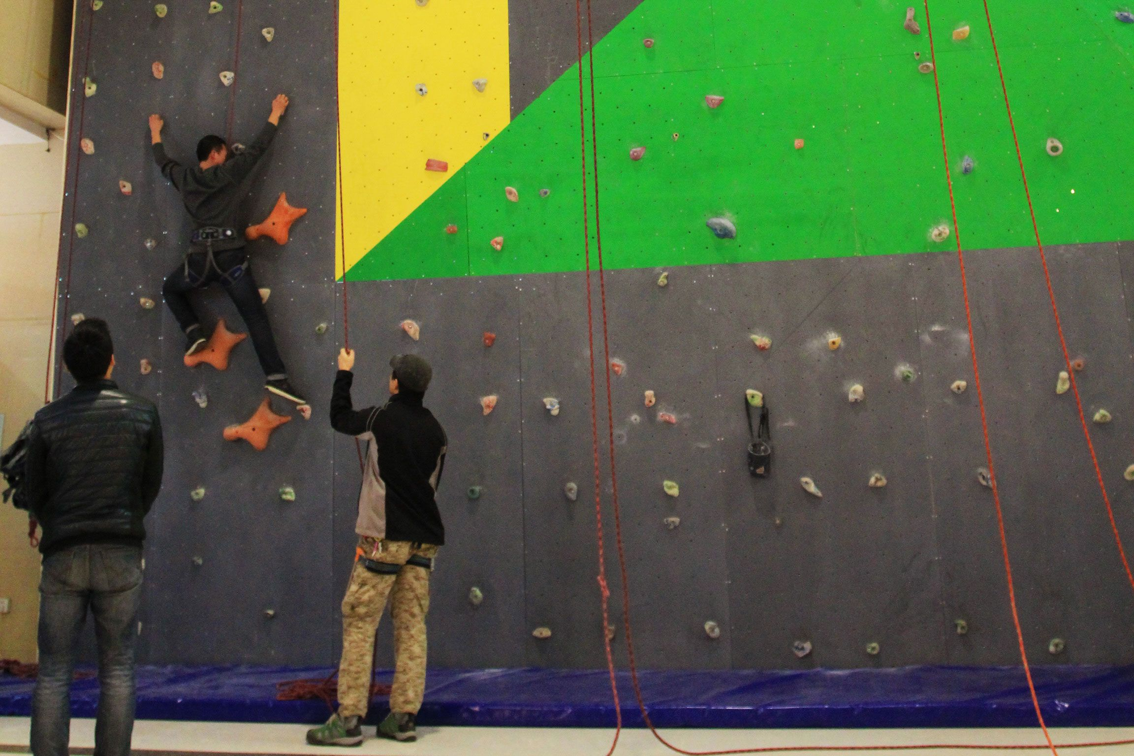 西安火石攀岩运动俱乐部