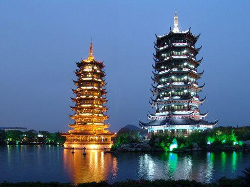 海南、北海、桂林双卧10日游