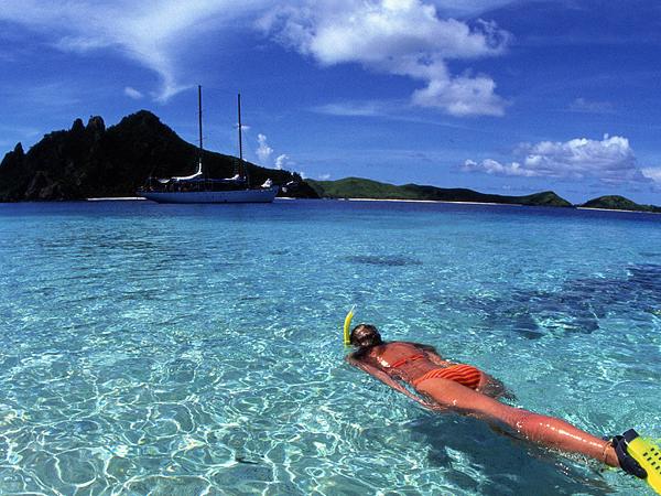 斐濟浮潛-1