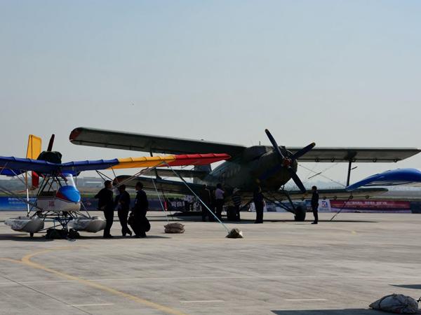 蒲城内府机场-1
