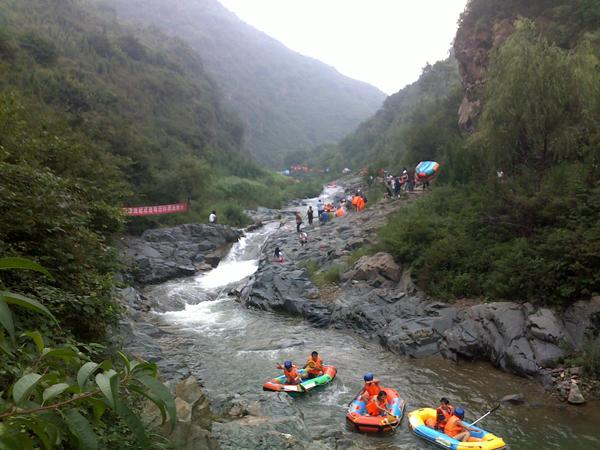 豫西大峡谷6-6