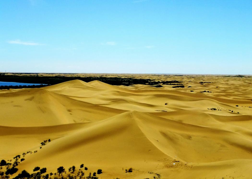 库布其沙漠1