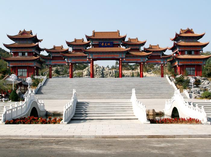 華夏城風景區1