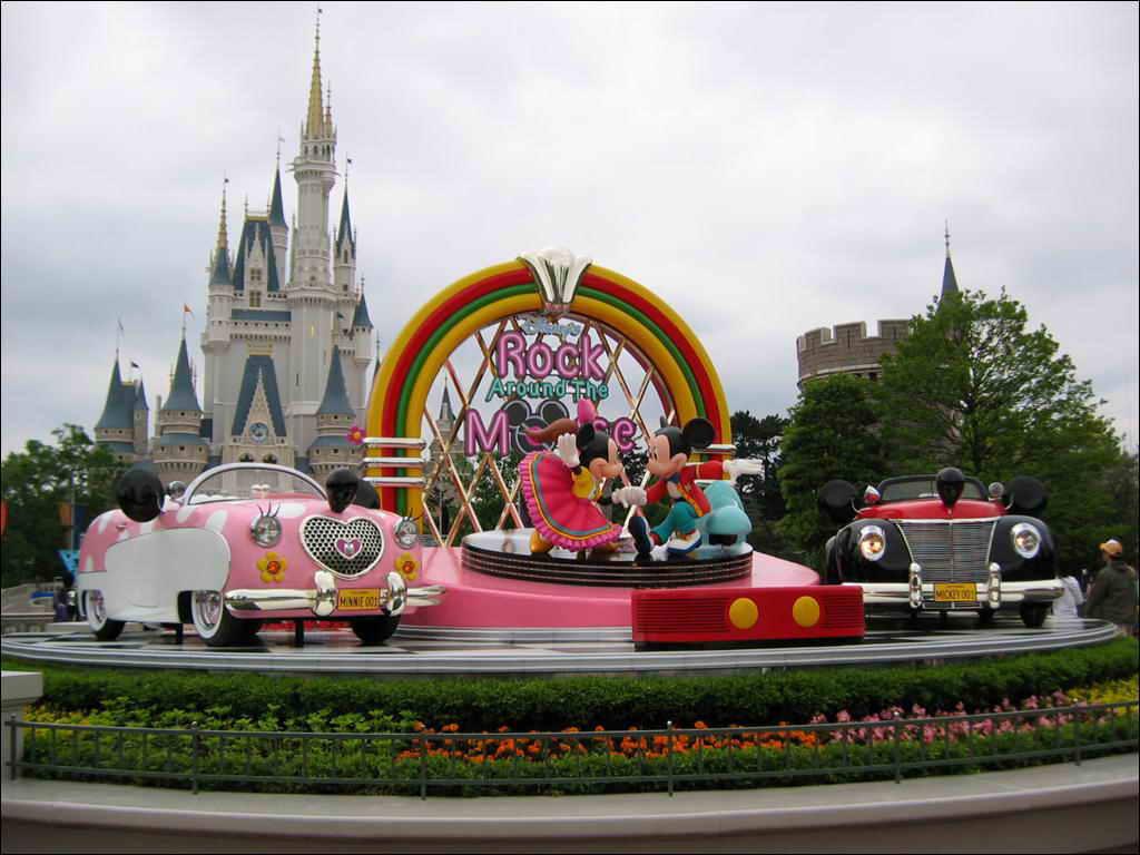 迪士尼樂園1