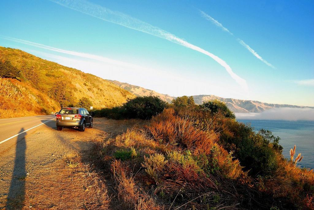 加州海景一號公路1