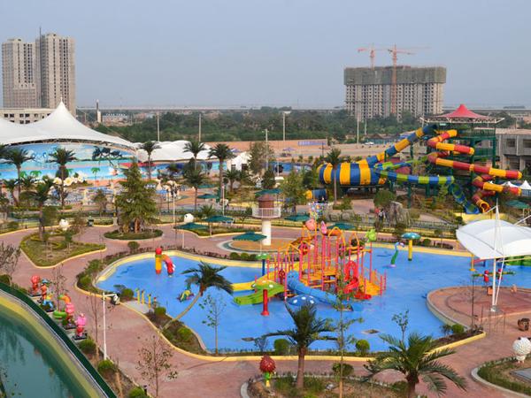 渭南欢乐海水上乐园