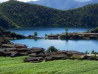 壩美風景區
