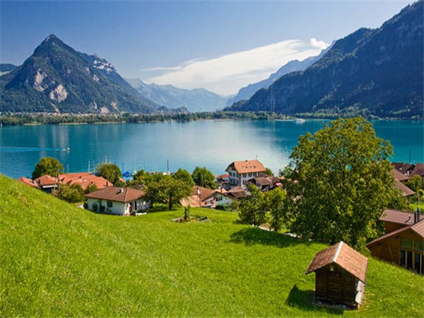 瑞士 因特拉肯