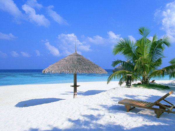 半月灣沙灘