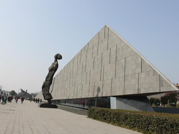 南京大屠杀纪念馆-1
