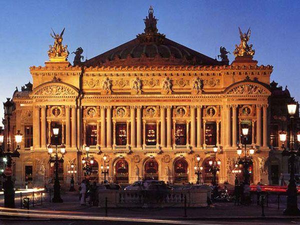 巴黎歌劇院-1