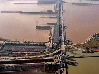 三峽葛洲大壩-1
