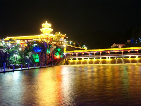 碧水灣夜景2